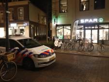 Spar supermarkt in centrum Zwolle overvallen