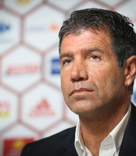 Enzo Scifo est le nouvel entraîneur de Mouscron