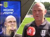 Waalwijk verwelkomt Joseph Oosting: 'Trots dat ik trainer mag zijn van RKC'