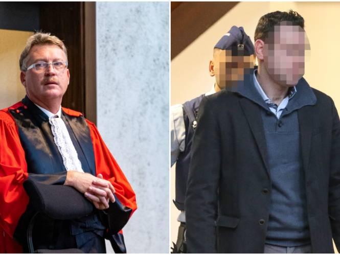 """ASSISEN. Advocaten van Davy Kesteman (32): """"Als hij Sharon dood wilde, waarom nam hij dan geen mes of reed hij niet tegen een gevel?"""""""