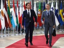 Europese leiders praten verder over topjobs: 'Hoop dat het niet te lang duurt vandaag'