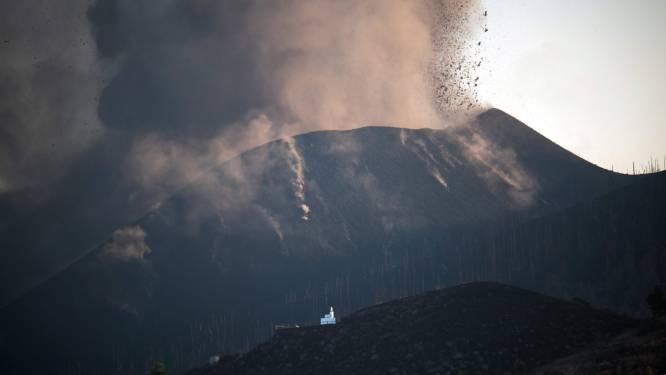 Vliegverkeer van en naar La Palma onderbroken door aswolk