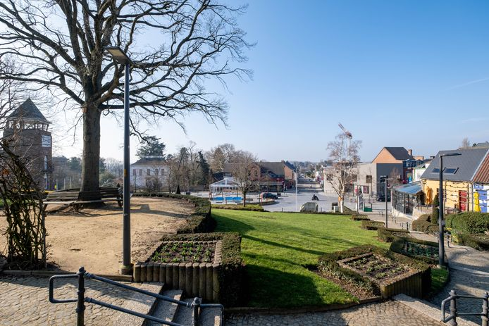 Sfeerbeeld centrum Heist-op-den-Berg