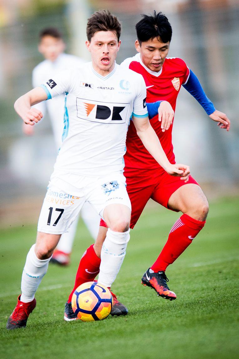 AA Gent en KV Kortrijk staan in elk geval open voor een ruil.