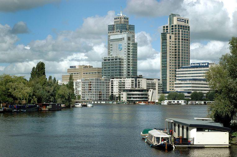 De toren van Philips in Amsterdam. Beeld Floris Lok