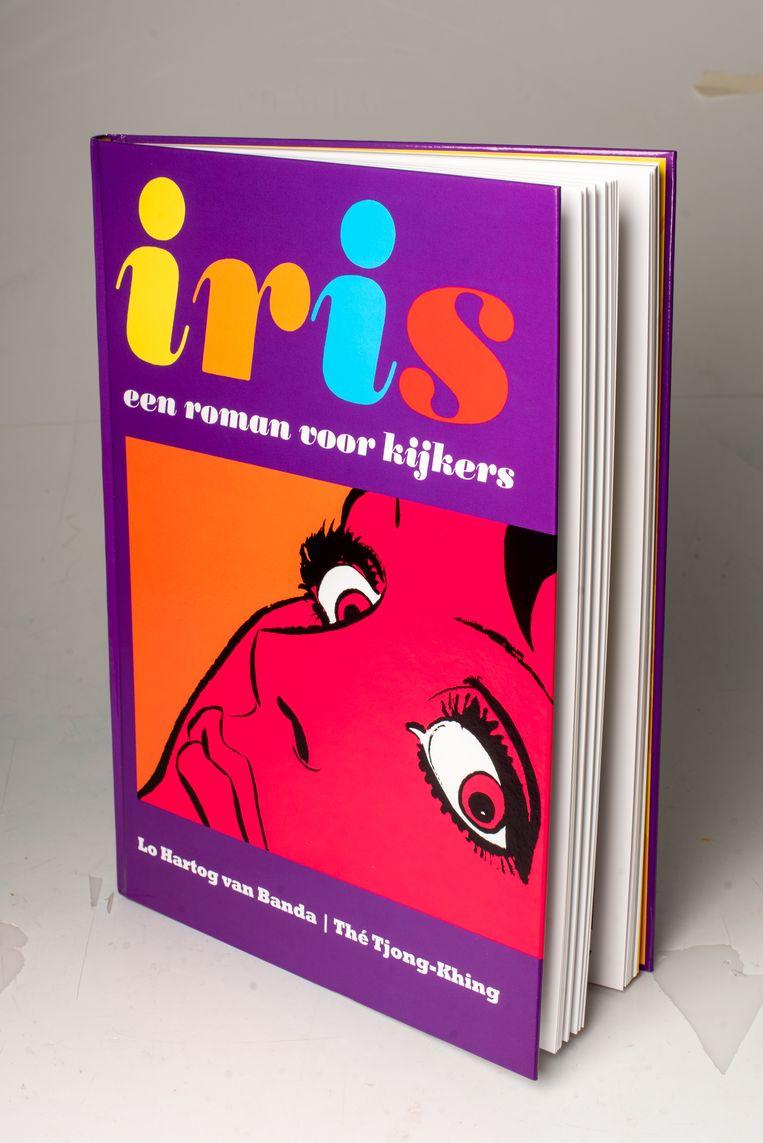 Cover van Iris Beeld Simon Lenskens