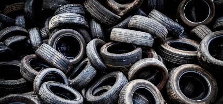 Arnhem wordt stad van 'rubber recycling'; Canadese proeffabriek strijkt neer op Kleefse Waard