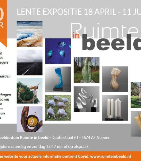 Nieuwe tentoonstelling bij Ruimte in beeld in Nuenen