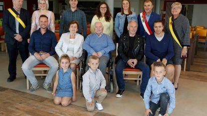 Willy Deceuninck en Andrea Beckaert zijn 60 jaar getrouwd