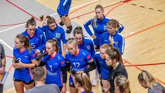 Regio Zwolle Volleybal zet opgaande lijn bij FAST om in klinkende overwinning