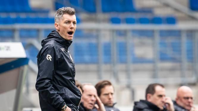 Weijs verlaat Willem II en wordt bij Anderlecht assistent van Kompany