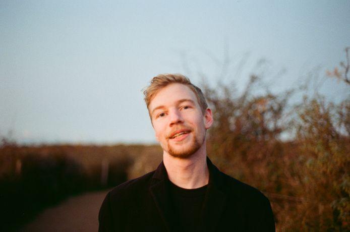 Laurens van Dijk, initiatiefnemer van Zeeland DJ Collective.