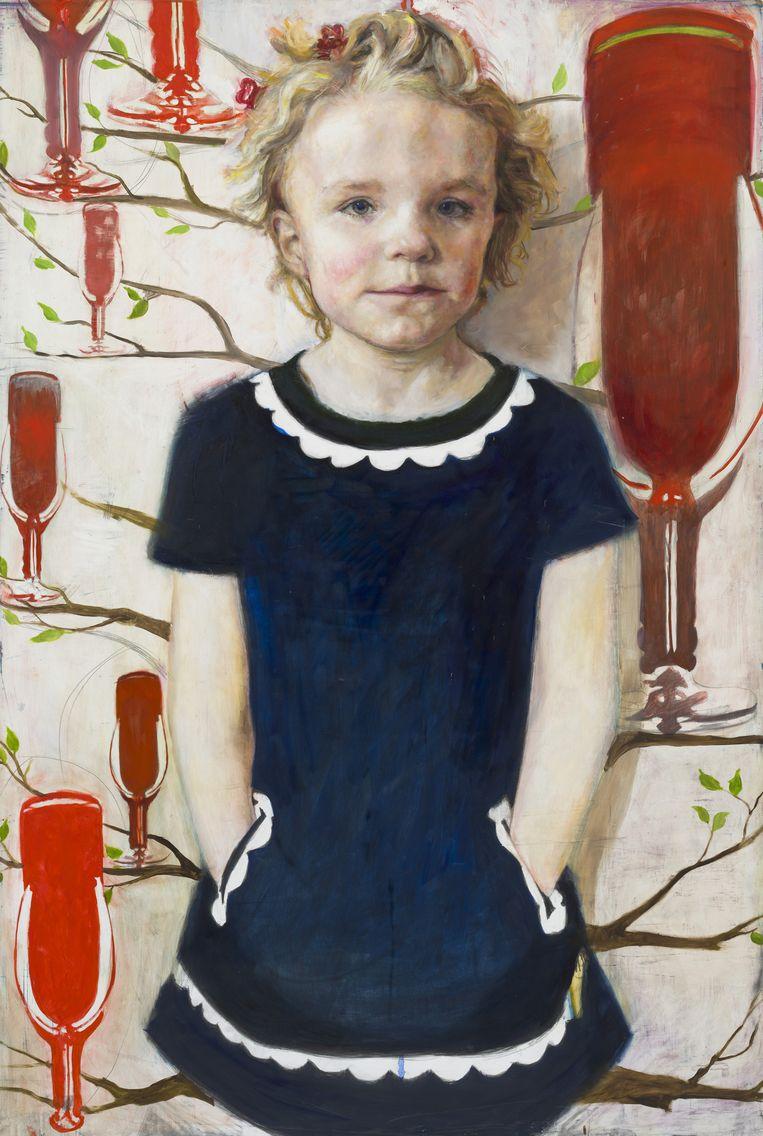 Jenny Scobel, 'Family Tree', 2012 Beeld Museum Dr. Guislain