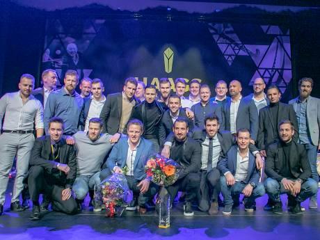 Hijs Hokij met twee prijzen grote winnaar op Haags Sportgala