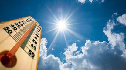 Volgende week temperaturen tot 35 graden: eerste hittegolf van het jaar is in zicht