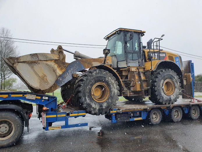 WILLEBROEK - De politie verbaliseerde drie voertuigen tijdens de controle-actie op zwaar vervoer