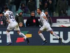 Quagliarella op gelijke hoogte met Ronaldo op topscorerslijst
