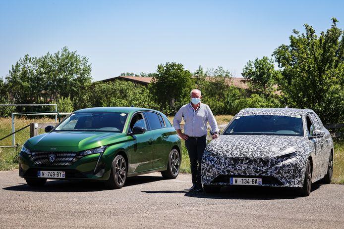 Onze auto-expert Joost Bolle mocht exclusief de nieuwe Peugeot 308 testen.