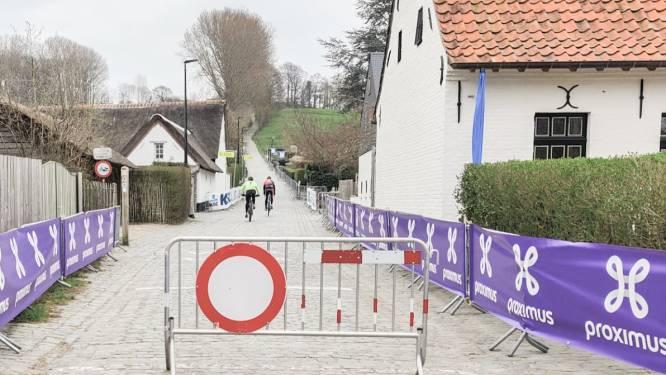 """Bewoners langs parcours Ronde van Vlaanderen: """"Geluk dat wij hier wonen, maar geef ons toch maar een Ronde met alles erop en eraan"""""""