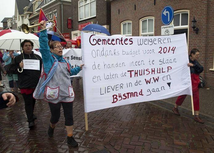 De gemeente Berkelland wil zich nog niet vastleggen. Foto: Theo Kock
