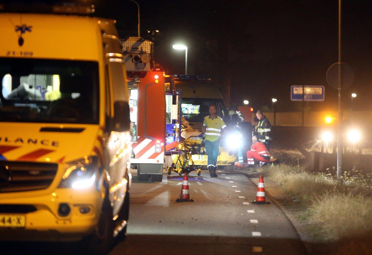 Dodelijk ongeluk op A59 bij Rosmalen.