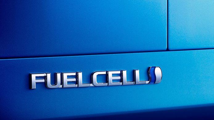 De waterstoftechnologie van Toyota komt beschikbaar voor andere bedrijven