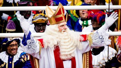 Intocht Sinterklaas in Nederland kan ongewijzigd doorgaan, mét Zwarte Piet