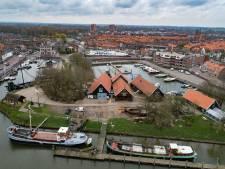 Panklare horecaplannen voor de Koggewerf in Kampen lijken genegeerd