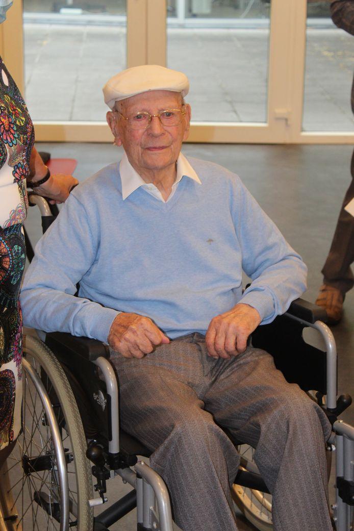 Etienne Maes.
