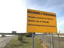 Extra controles op illegale straatraces in Hoek