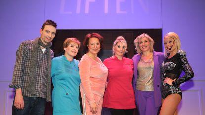 IN BEELD. BV's vol lachrimpels op première muzikale komedie 'Liften'