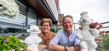 Deze Bert en Ernie wonen niet in Sesamstraat maar in Maassluis: 'Sommigen geloven het gewoon niet'