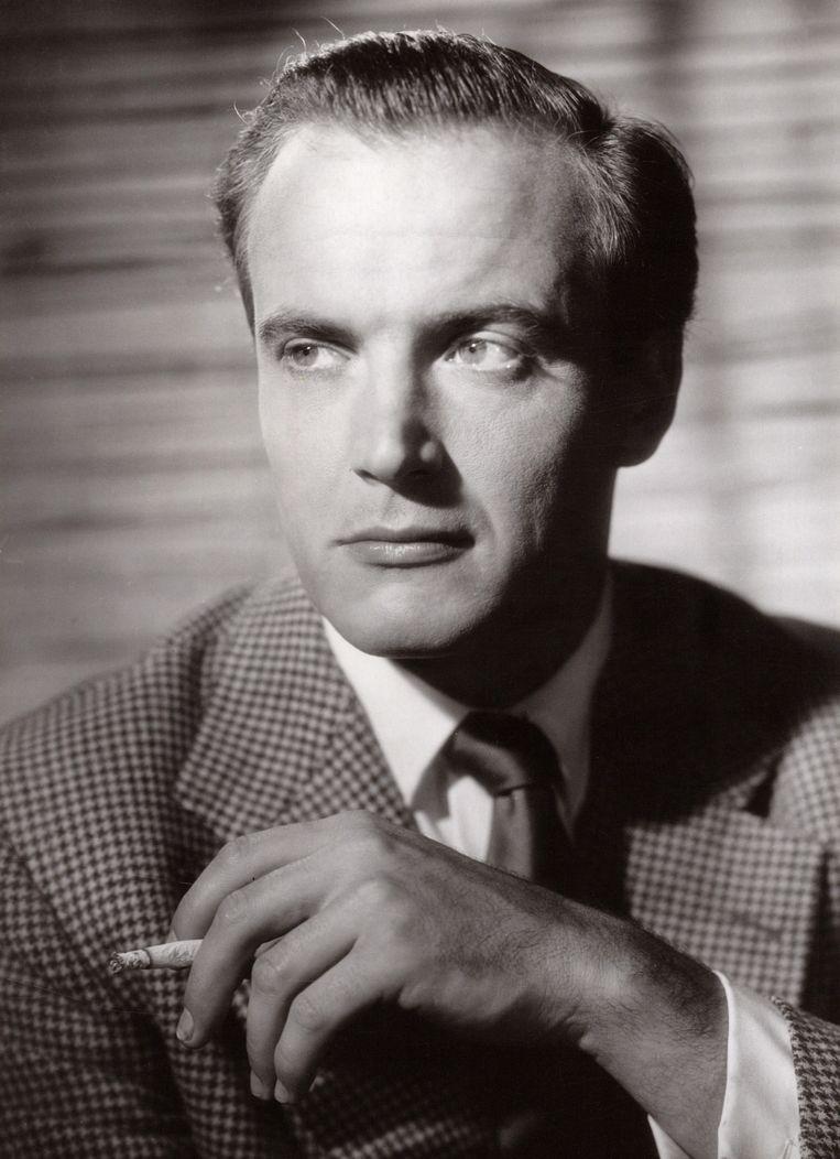 John Van Dreelen, circa 1958.  Beeld Arthur Grimm/Getty