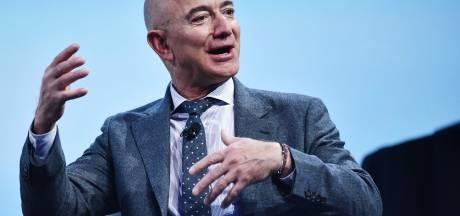 Jeff Bezos encore un peu plus riche