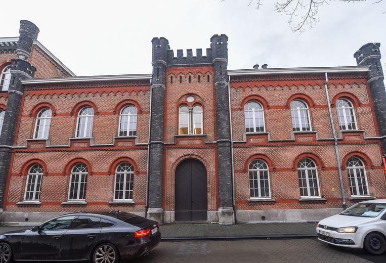 De gevangenis van Turnhout. Beeld BELGA