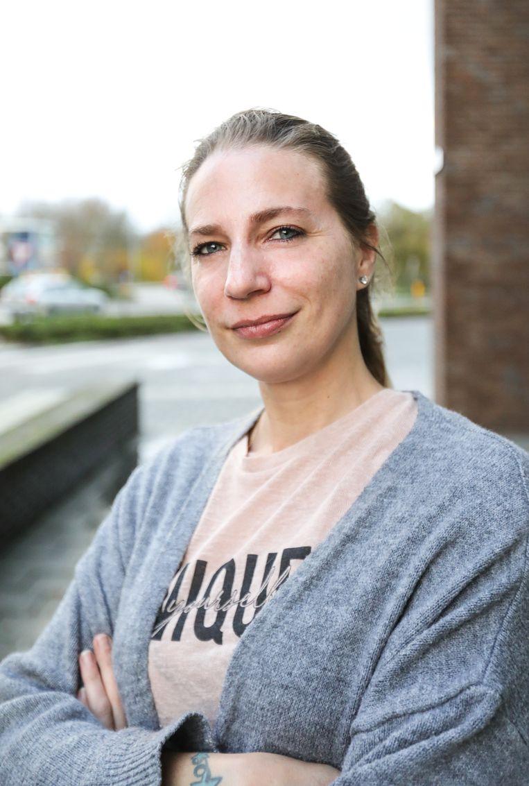 Marleen Ter Welle. Beeld Eva Plevier