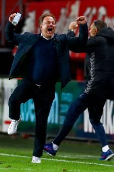 Ontlading bij De Graafschap na bekerstunt tegen FC Twente: 'Misschien hadden we dit ook wel even nodig'