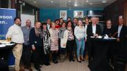 Hoeilaartse burgemeester eregast op nieuwjaarsreceptie Open Vld