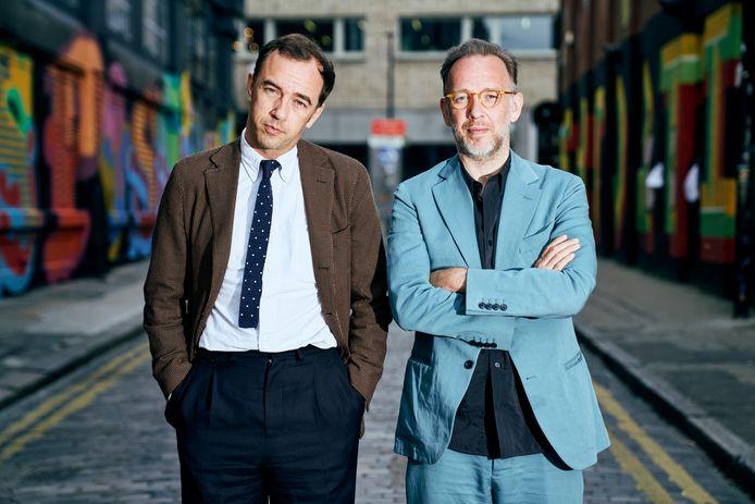 David en Stephen Dewaele spelen vrijdag in Trix als 2manydjs.
