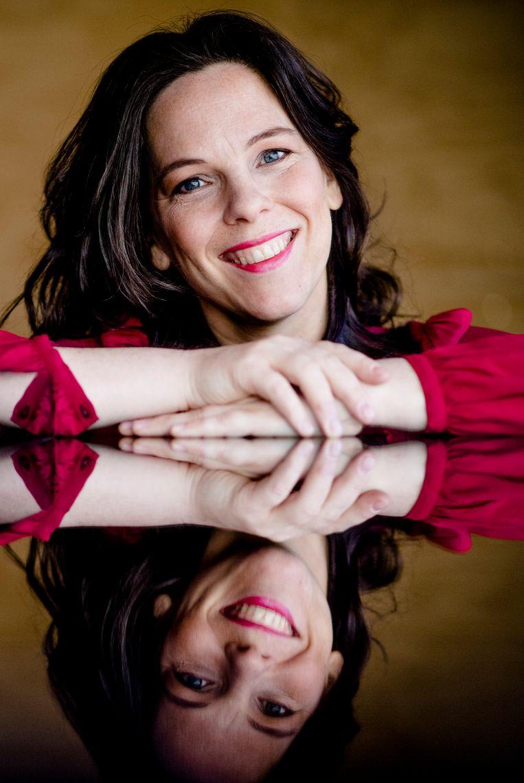 Pianist Daria van den Bercken Beeld K2 Andreas Terlaak