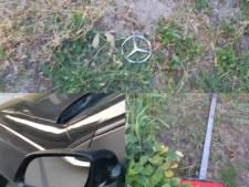 Duo vernielt 's nachts reeks auto's in Ommen, arrestatie vindt plaats op onverwachte plek