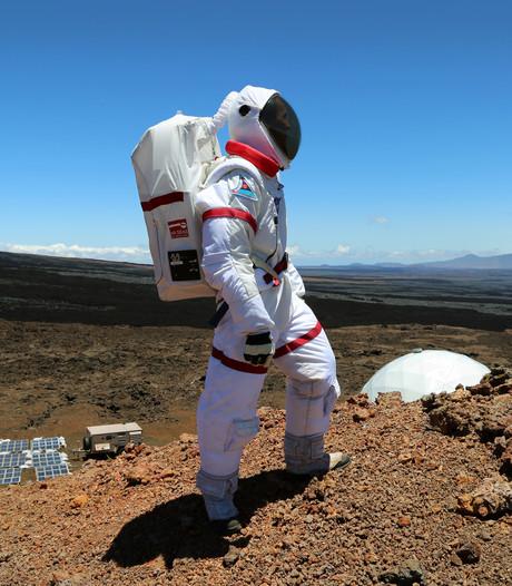 Expositie in Kunsthal KAdE vertelt alles over de planeet Mars