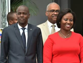 Gewonde weduwe van vermoorde president Haïti keert terug voor begrafenis