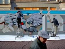 Voorstraat-Midden in Dordrecht bijna verlost van drie verkrotte panden