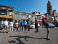 Acht teams klaar voor Roosendaals straatvoetbaltoernooi