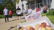 Ontbijt voor moederdag én om lokale handelaars te steunen: twee vliegen in één klap
