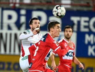 KV Kortrijk heeft nog maar drie verdedigers over voor wedstrijd tegen Standard