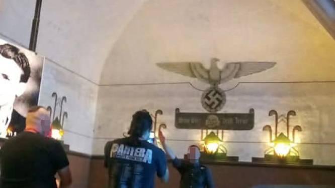 Parket opent onderzoek naar Hitlergroet in Breendonk