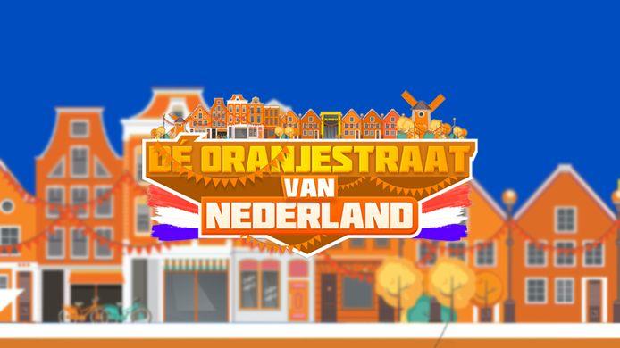Oranjestraat, logo