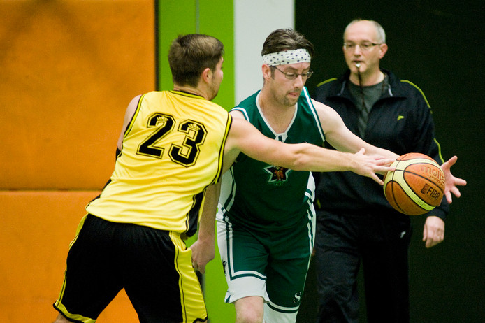 Archiefbeeld: Basketbal Flip Stars